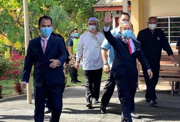 Ingkar PKP: Timbalan Menteri, Exco Perak didenda RM1,000