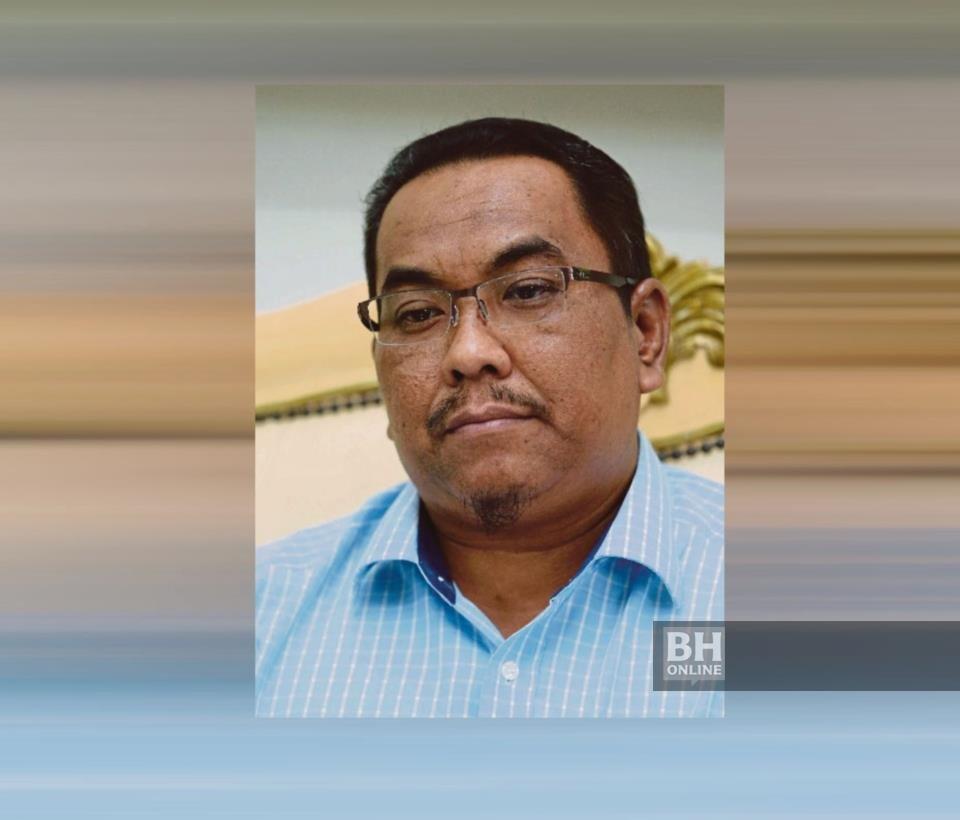 ADUN Jeneri, Muhammad Sanusi Md Nor. - Foto NSTP