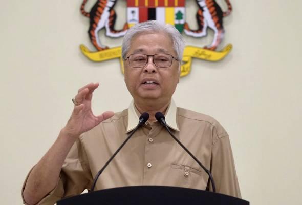 PKPB mungkin tamat lebih awal - Ismail Sabri