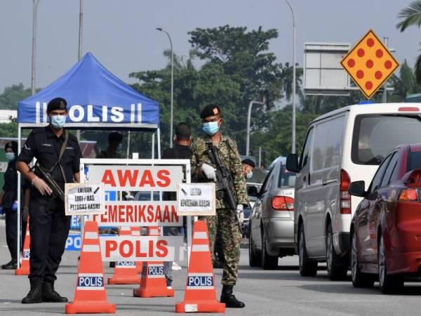 Larangan rentas negeri masih kekal: Ismail Sabri