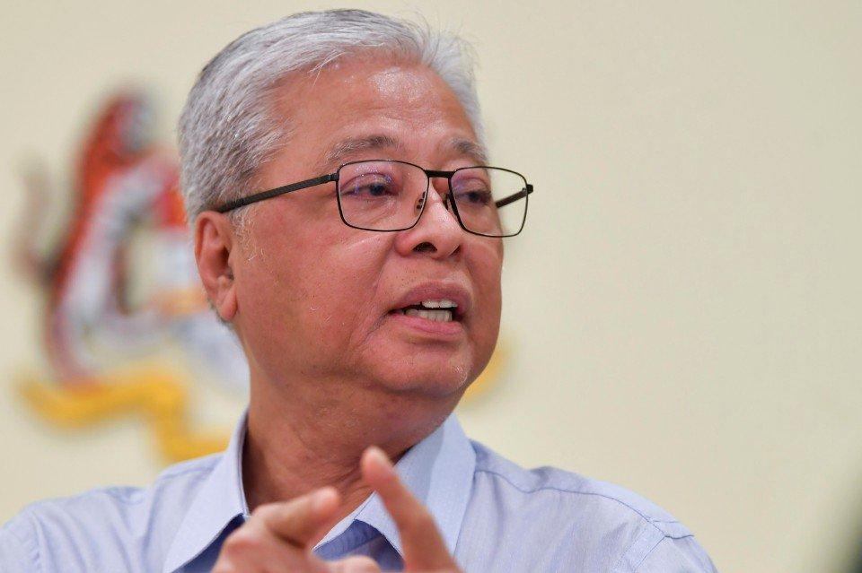 Menteri Kanan (Keselamatan), Datuk Seri Ismail Sabri Yaakob. - Foto BERNAMA