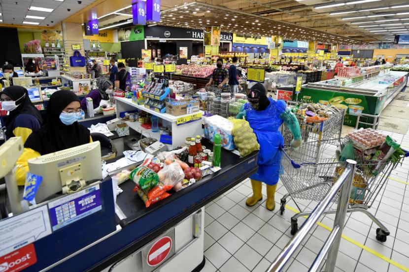 PKP fasa 2 lebih ketat! Pasar raya, restoran dan bisnes lain ...