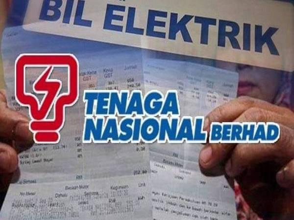 TNB beri penjelasan kenaikan bil elektrik