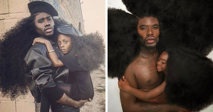 Father & Daughter Duo Takes Over The Internet With Their Natural ...