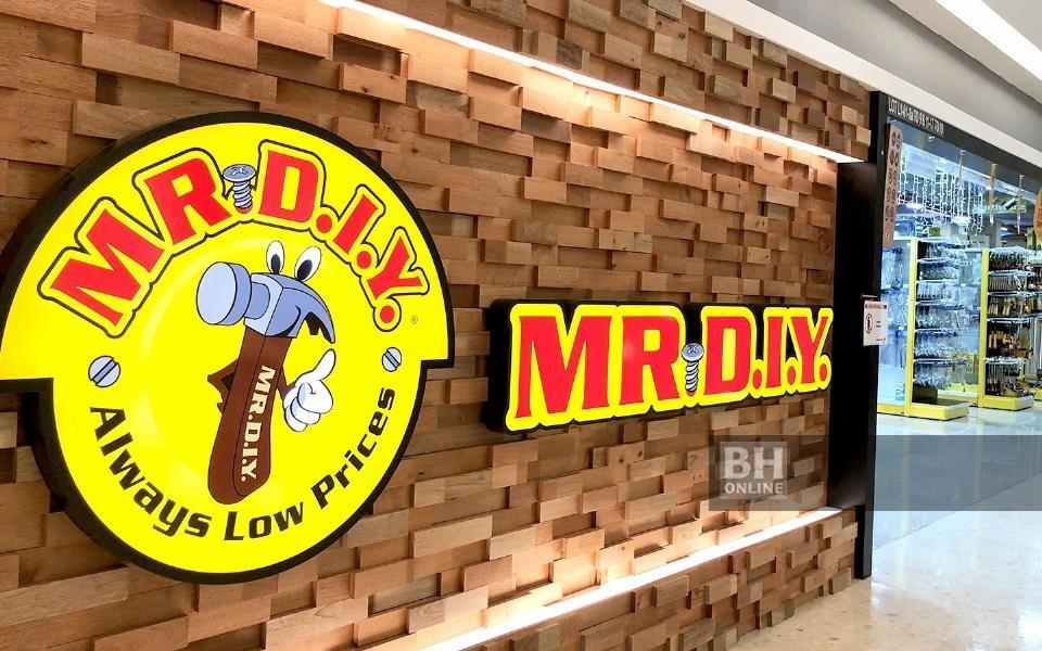 Syarikat peruncit tempatan, MR. D.I.Y.