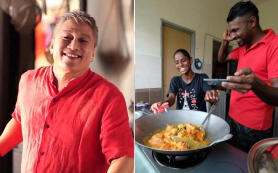 Komen Isu Bayaran RM10,000, Chef Wan Kata Sugu Pavithra Patut Disanjungi