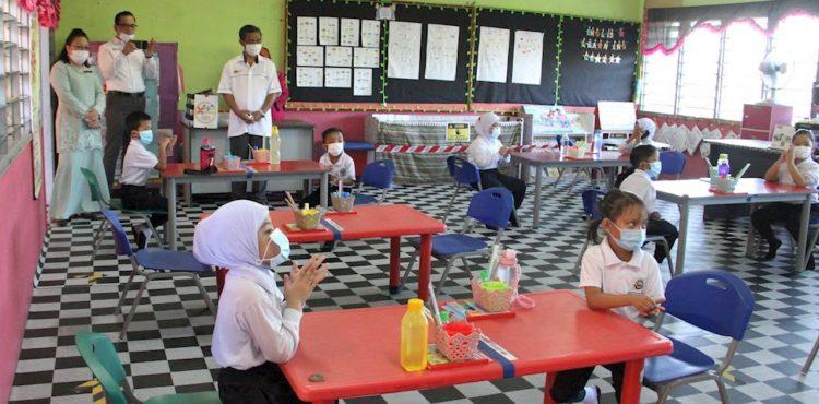 Ibu bapa, murid prasekolah, tadika dan taska patuhi SOP ketat ...