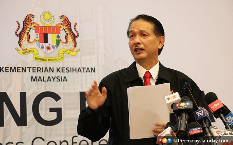 Malaysia di fasa pemulihan, kata Noor Hisham menjelang PKP4