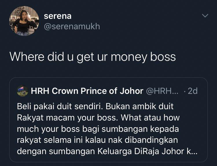 TMJ Cucu Mahathir