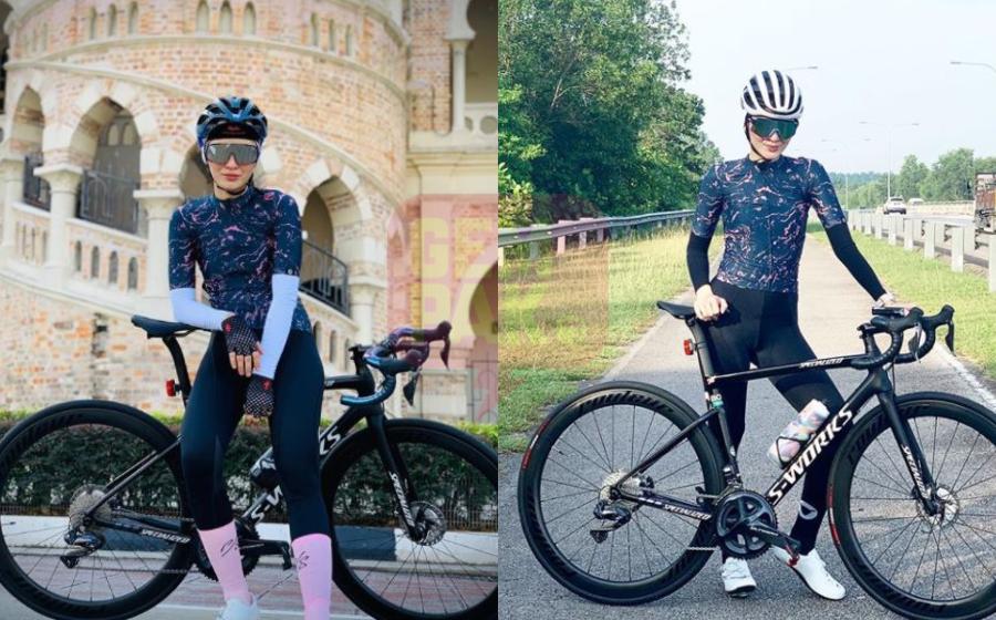 Baju Didakwa Tiru Design Di Internet, Ini Penjelasan Hanez Suraya