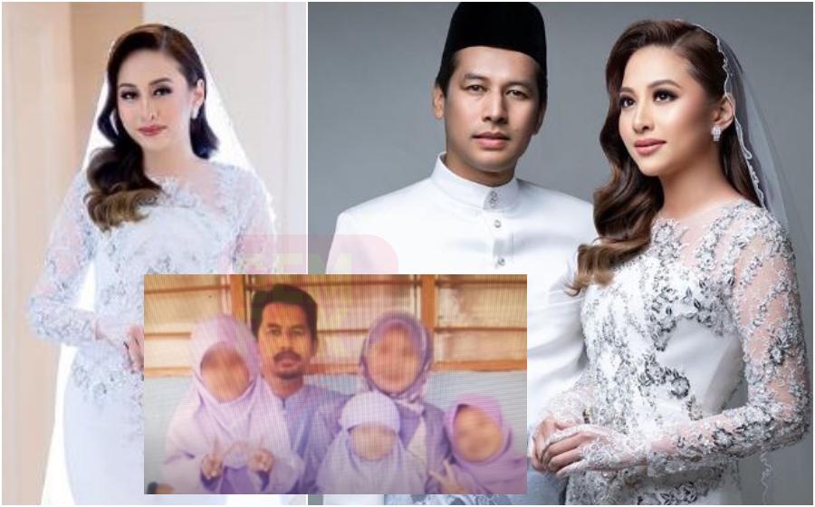 Didakwa Kahwin Suami Orang Anak 7, Ini Jawapan Miera Leyana