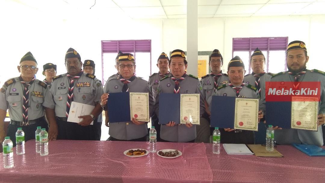 """Jangan ganggu kepimpinan Pengakap Melaka 2019-2020"""" – Norhizam ..."""