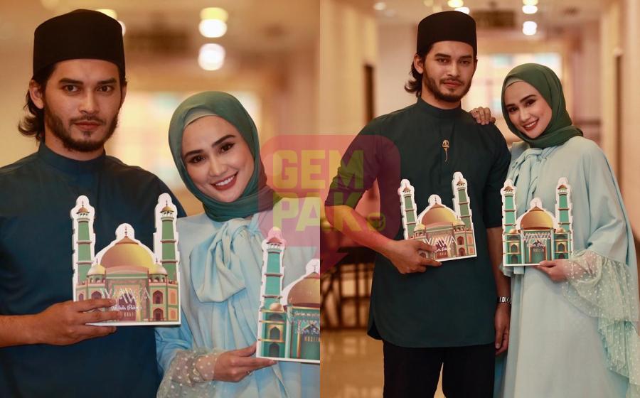 Wawa Zainal Galak Aeril Zafrel Bina Masjid