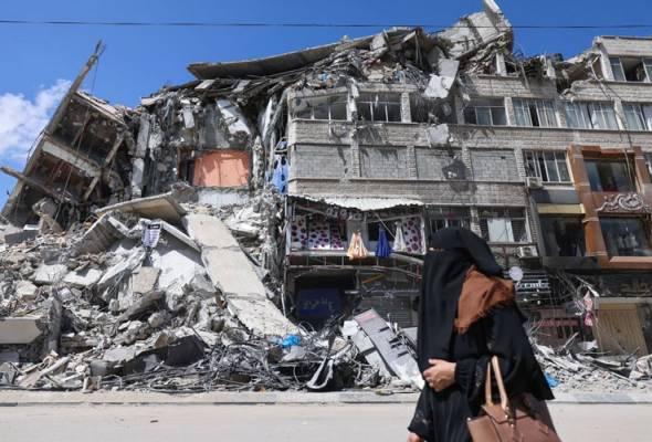 Rombongan ke Gaza dinasihatkan pulang selepas ambil kira pandangan Mesir